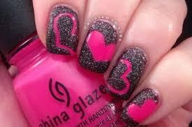 Pink Nail Art Design 15 Rockin Pink Nail Art Designs