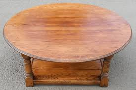coffee table extra large round ottoman and australia oak end table