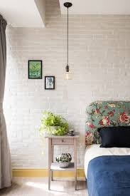 How To Paint Brick Wall Interior Best 25 Painted Brick Walls Ideas On  Pinterest Painting Brick