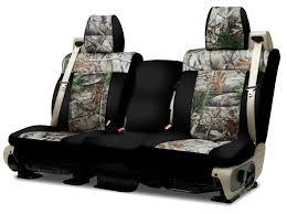 skanda next camo seat covers