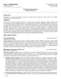 Game Warden Resume Examples Generic Resume Samples Free Download Generic Resume Examples 43