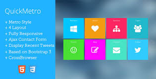 Metro Template Share Themes Templates Download Download Quickmetro