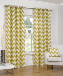 Patterned Drapes