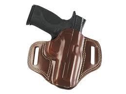 galco cm212 tan rh combat master belt leather holster amt hardballer