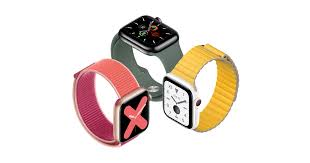 Apple unveils Apple Watch Series 5 - Apple