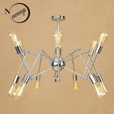 how to hang a pendant light modern spider chrome gold color hang pendant lights with heads