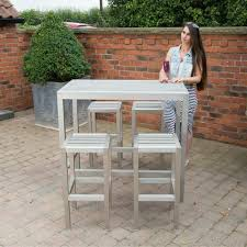 Which Outdoor Furniture Material Is For You Aluminium Outdoor Furniture