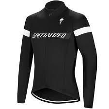 Specialized Element Rbx Sport Logo Jacket Black White
