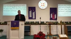 "December 24, 2019 Sermon ""A Call To... - Crawfordville United Methodist  Church"