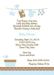 Baby Shower Quotes Impressive Baby Boy Shower Quotes For Invitation Collegeroomies