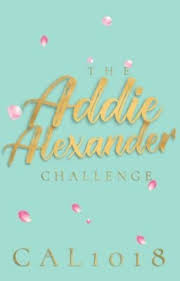 The Addie Alexander Challenge - Cal - Wattpad