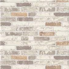 Erismann Brix Brick Effect Wallpaper ...