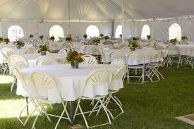 tent furniture. reception tent interior wyoming furniture