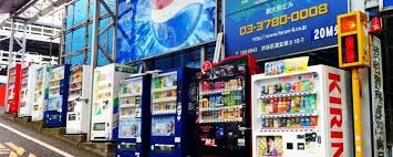 Japanese Vending Machine Manufacturers Custom Important Vending Machine Lessons From Japan