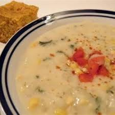 photo of grandma s corn chowder by ckincaid1