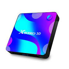 X88 PRO 10 Android 10 Tv Box 8 Octa Core Android 9.0 4K H.265 4K SetTop Box  4GB 128GB Media Player KO Mi Box Smart IPTV Kotak|Set-top Box