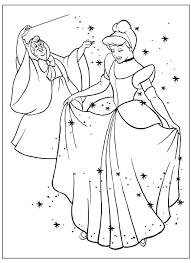 Disegno Di Cenerentola E Della Fatina