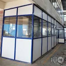 aluminum office partitions. Office Partition With Glass And Aluminium Composite Panel Aluminum Partitions
