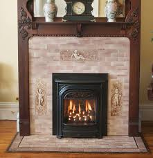 the latest in fireplace inserts old house old