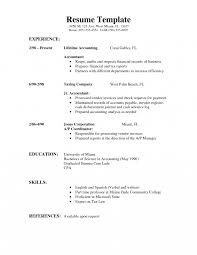 How To Download Resume Format Template Examples Easy Templates Doc
