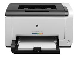 Printer Hp Color Laserjet Cp1025nw L