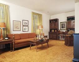 1970s interior design. Beautiful Design 1970s LIVING ROOM WITH ORANGE COUCH SHAG RUG Photo By H Armstrong Roberts To Interior Design F