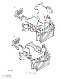 electric pre heater fitting landyzone land rover forum coolant flow td5 jpg