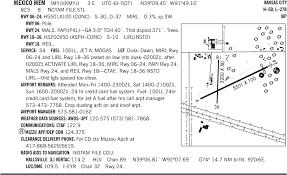 Mexico Ifr Charts Myj Mexico Memorial Airport Skyvector