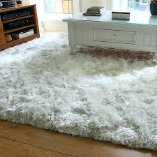 white fluffy area rug medium size of large throughout soft plush rugs plan 5