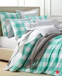 kate spade comforter queen last act gingham teal bedding collection created for queen comforter kate spade kate spade comforter