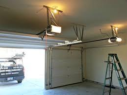 garage door opener installation garage door s garage door opener installation cost