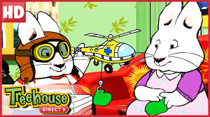 Max U0026 Ruby The Sock Game  Treehouse Direct Clips  YouTubeMax And Ruby Episodes Treehouse