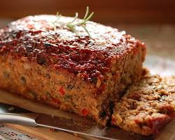 vegetable and turkey meatloaf recipe 1 point