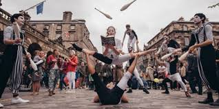 Edinburgh fringe festival box office George Square Become Friend Al Jazeera Become Friend Edinburgh Festival Fringe