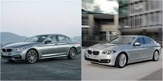 BMW 5 Series bmw 5 series review 2004 : Sadly, The Handsome New 2017 BMW 5 Series Looks Exactly Like The ...