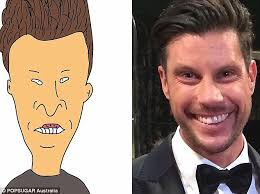 The Bachelor's Sam Wood gets the meme treatment as Beavis and ... via Relatably.com