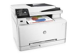 Hp Color Laserjet Pro Mfp M277dw Review Setup And Print Costs L L L L L L