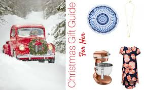 7 Gifts For Her This Christmas  Life BeginsTop Gifts For Her This Christmas