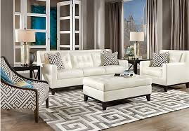 contemporary white living room furniture.  room living room set white leather sectional smal 2 modern sofas with all  in contemporary furniture