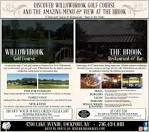 Discover Willowbrook Golf Course and the Amazing Menu & View at ...