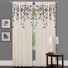 Marilyn Monroe Bedroom Curtains Lush Decor Flower Drop Curtain The Installation Of The Lush
