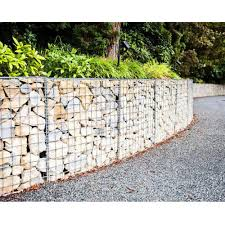gabion wall for domestic rs 2000 unit