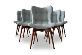 retro chairs nz. six curvaceous featherston contour chairs retro nz e