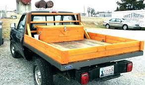 Truck Bed Side Storage Pickup Storage Boxes Truck Bed Storage ...