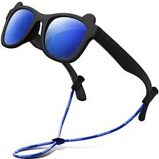 SEEKWAY <b>Polarized Kids Sunglasses</b> For <b>Boys</b> Girls <b>Child</b> Rubber ...