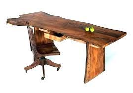 wooden desks for home office. Mission Desks Home Office Solid Wood Desk Signature Work Wooden For