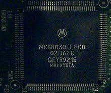 motorola 68030. motorola 68030 a