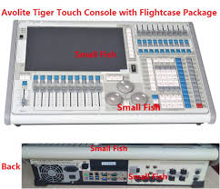 Fresco Touch Screen Lighting Controller Price Titan Operating System Tiger Touch Controller Stage Light