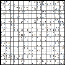 Sudoku Number Combinations Chart Glossary Of Sudoku Revolvy