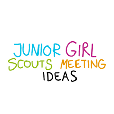 girl scouts meeting ideas